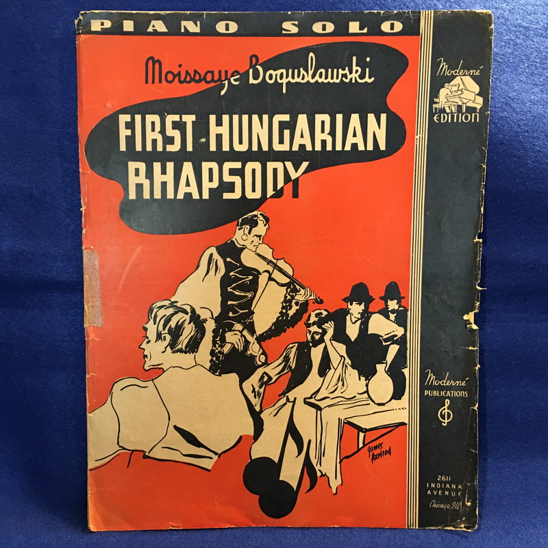 First Hungarian Rhapsody
