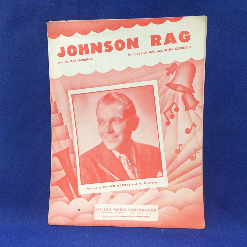 JOHNSON RAG