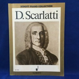 D. Scarlatti Selected Works/48 Sonanas and Pieces /Piano