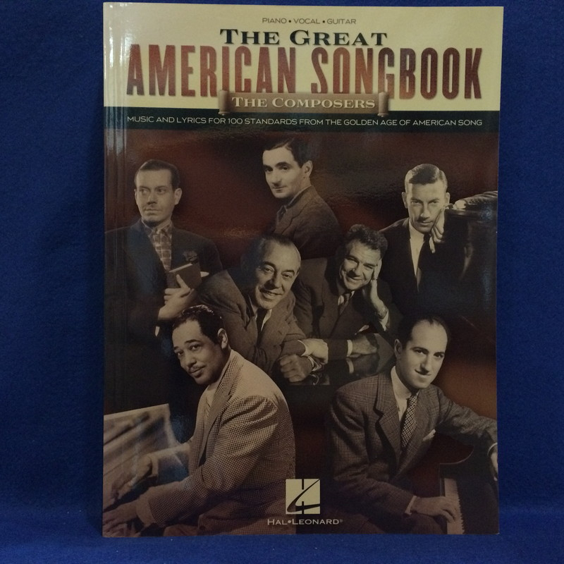 THE GREAT AMERICAN SONGBOOK THE COMPOSERS