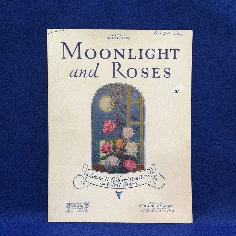 MOONLIGHT and ROSES