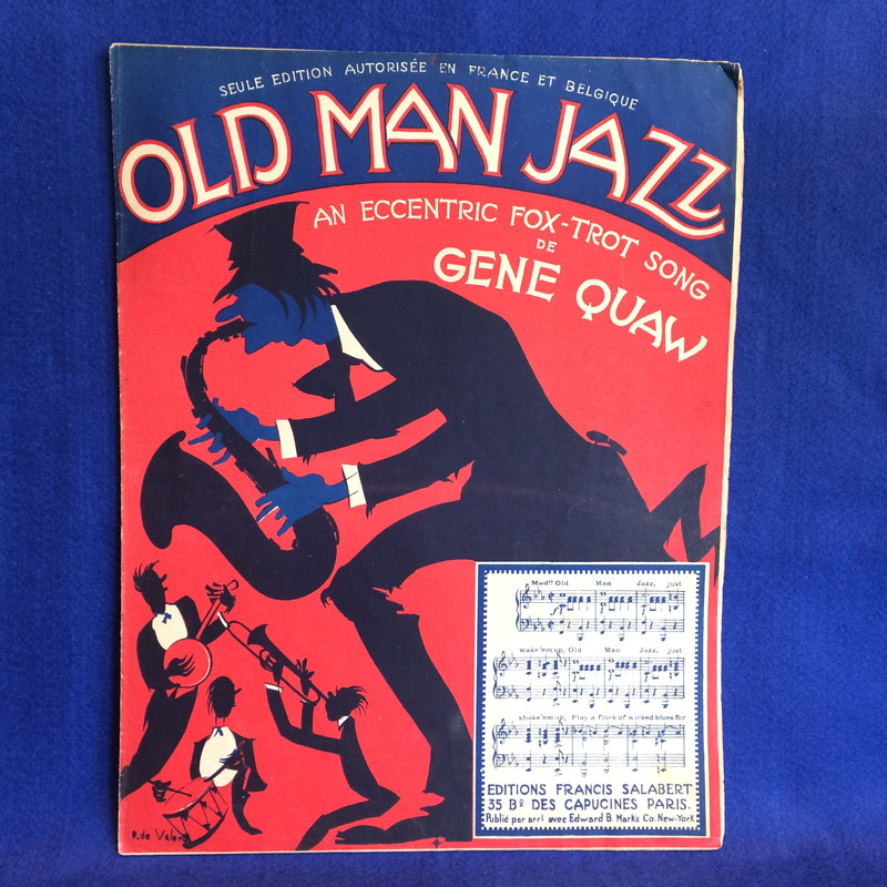OLD MAN JAZZ