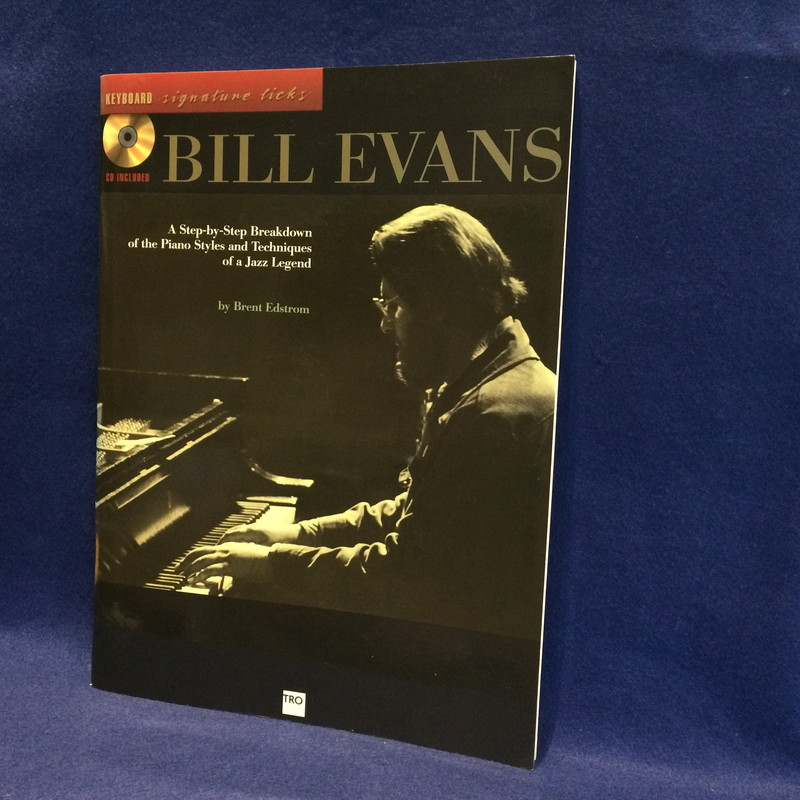 BILL EVANS Keyboard Signature Licks