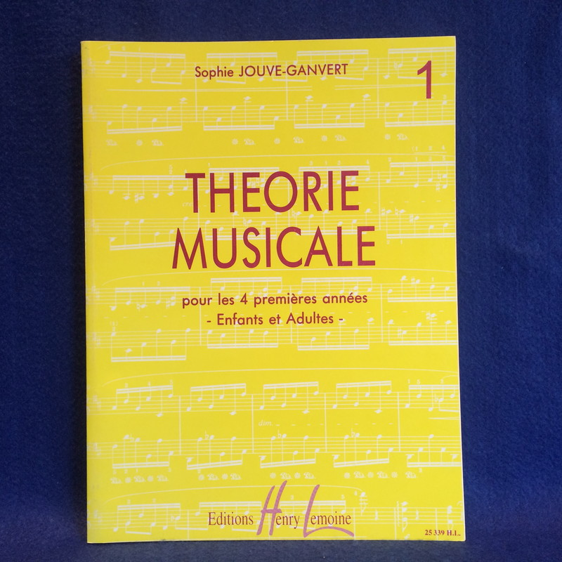 THEORIE MUSICALE 1