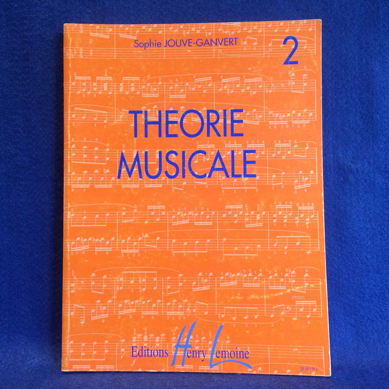 THEORIE MUSICALE 2