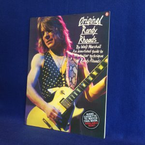 Original Randy Rhoads