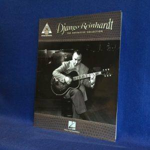 Django Reinhardt THE DEFINITIVE COLLECTION GUITAR RECORDED VERSIONS