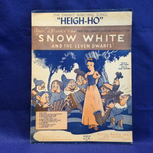 HEIGH-HO/Snow White And The Seven Dwarfs