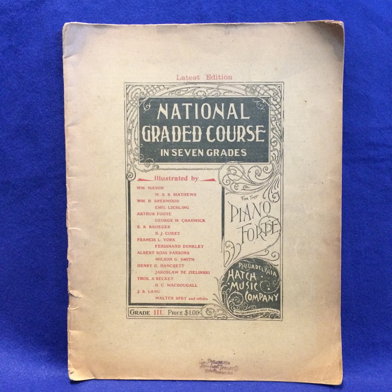 National Graded Course In Seven Grades