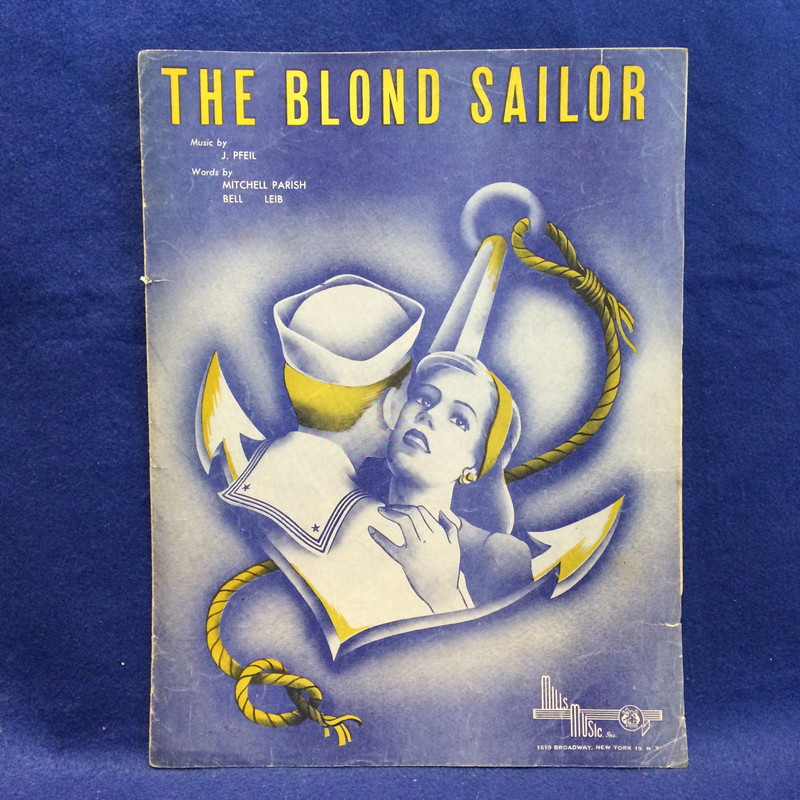 The Blond Sailor