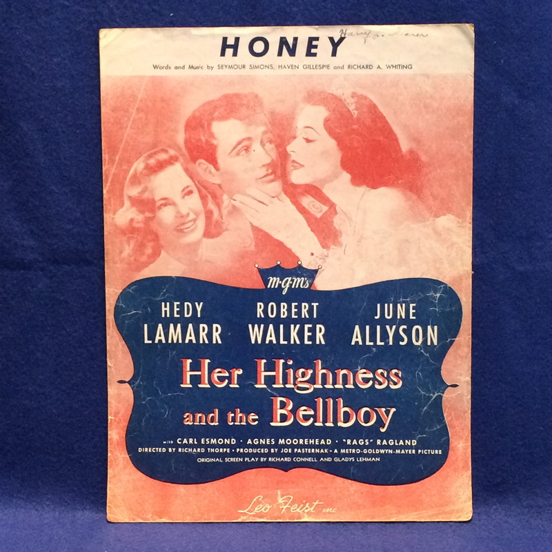 HONEY~Her Highness and the Bellboy