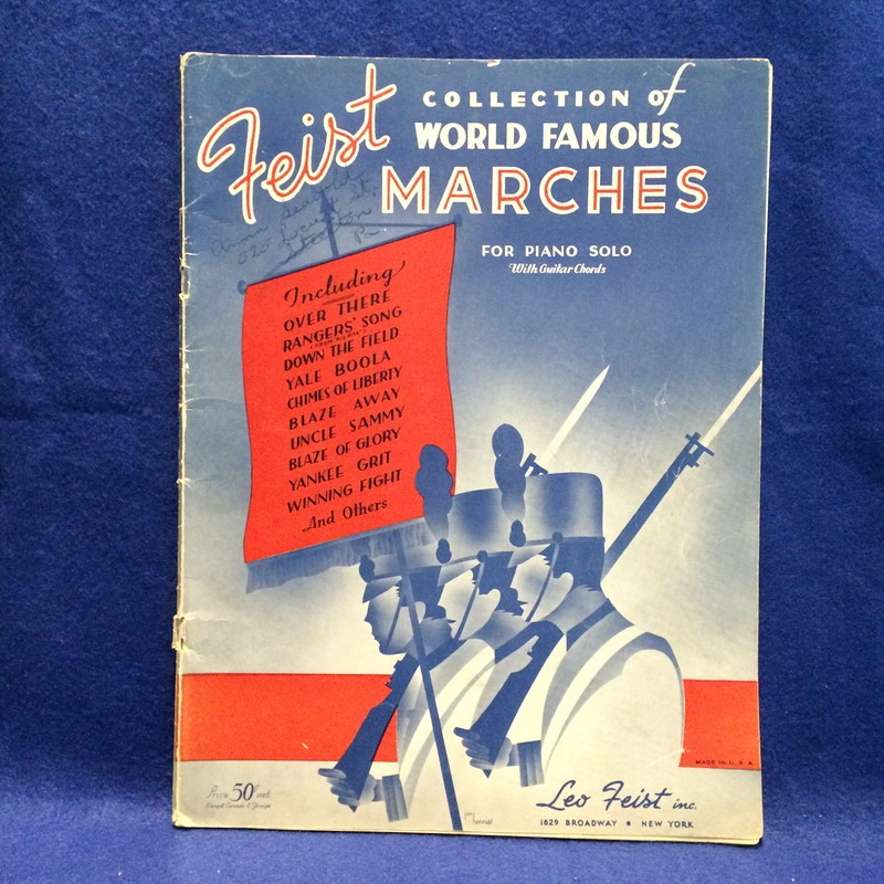 Feist Collection Of World Famous Marches