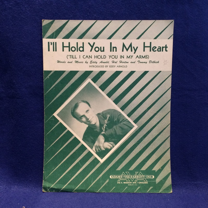 I'll Hold You in My Heart('Till I can hold you in my Arms)
