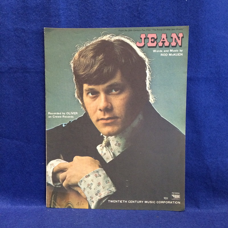"Jean From the 20th Century-Fox Film ""The Prime of Miss Jean Brodie"""