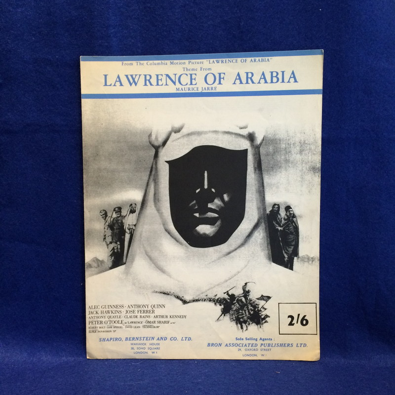 "Lawrence of Arabia From ""Lawrence Arabia"""