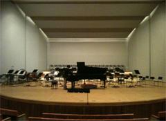 オーケストラとの共演のためのピアノ調律