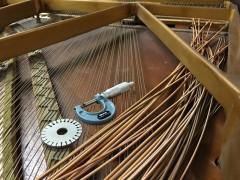 弦とピンの分解です。