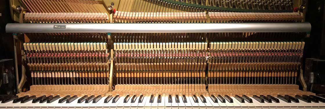 どんなに古いピアノでも再生します。お気軽にご相談ください。